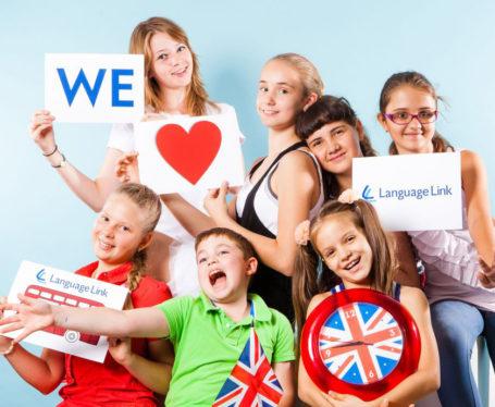 Разговорный английский для детей и подростков (групповые занятия)