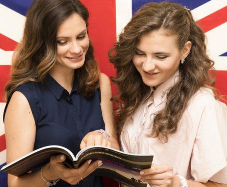 Обучение английскому языку в мини-группе
