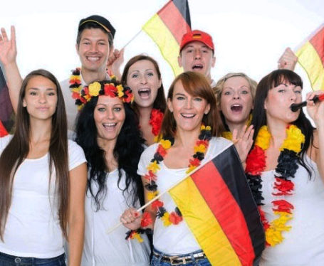 Обучение немецкому языку в стандартной группе
