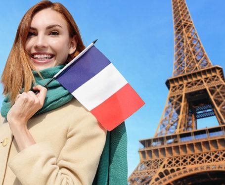 Обучение французскому языку в стандартной группе