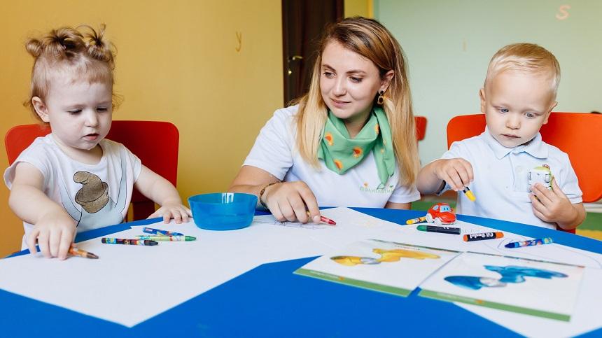 Английский для ребенка: занятия дома или в группе?